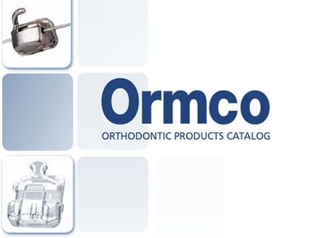логотип компанії Оrmco