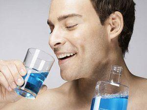 Чим можна полоскати порожнину рота при флюсі