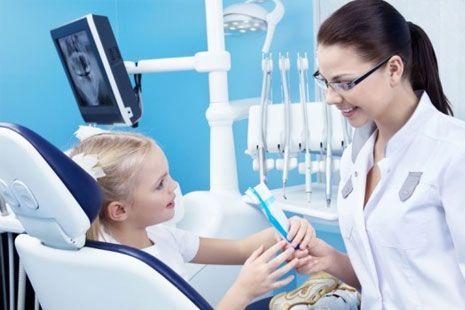 Інститути дитячої стоматології