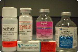 Антибіотики і пневмонія