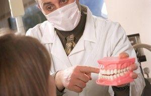 Кривизна зубів