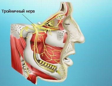 Запалення трійчастого нерва діагностика і лікування