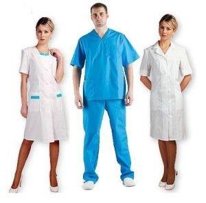 Медичні засоби захисту стоматологів - спецодяг і асептика