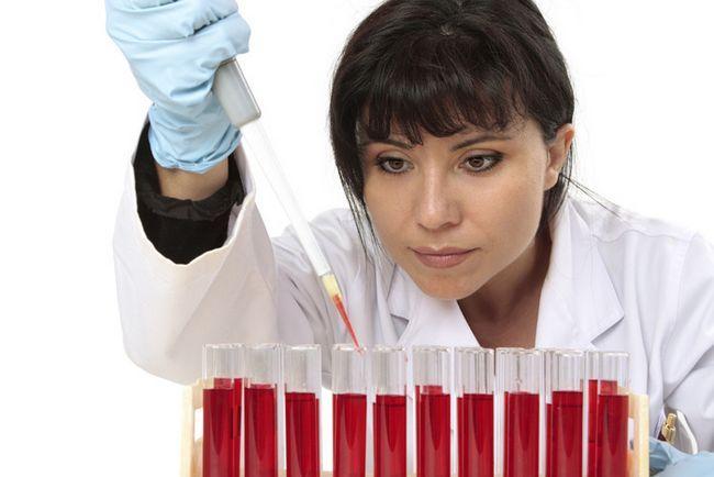 Норма гемоглобіну у жінок