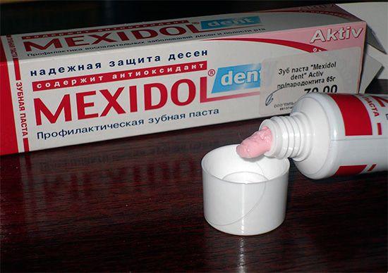 Огляд властивостей зубних паст мексидол дент і відгуки про їх застосування