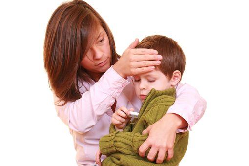 Пневмонія без температури у дітей
