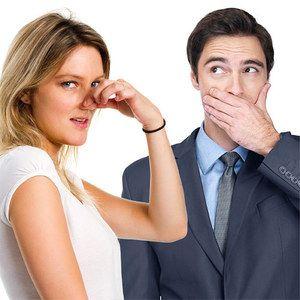 Причина поганого запаху з рота