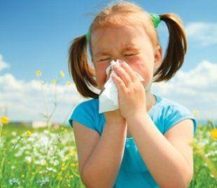 Ознаки алергії у дітей