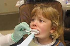 Протезування зубів у дітей