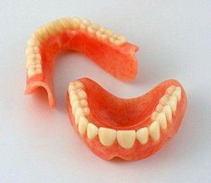 Вибираємо зубні протези